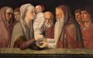 Capolavori a confronto. Bellini/Mantegna. Presentazione di Gesù al Tempio