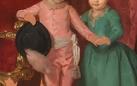 I nipoti del re di Spagna: il ritratto di Federico e Maria Anna di Lorena di Anton Raphael Mengs a Pitti