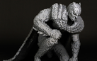 Nathan Sawaya. The Art of the Brick - DC Super Heroes