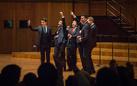 Con il Quartetto, Fotografia e Musica