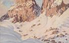 Fritz Osswald. Il senso della neve