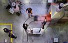 Una fornace a Marsiglia. Cirva Centre international de recherche sur le verre et les arts plastiques