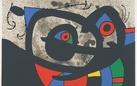 Miró. Le lezard aux plumes d'or
