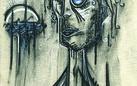 Mustaki, l'artista che intrappola la rabbia sulle tele