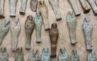 Egitto Napoli. Collezione egiziana