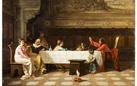 Amos Cassioli e gli amici puristi. Opere dell'800 senese da una collezione privata