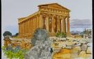 Sicilia, il Grand Tour - Acquerelli di Fabrice Moireau. Un racconto di viaggio di Lorenzo Matassa