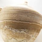 Sala V, l'urna di alabastro